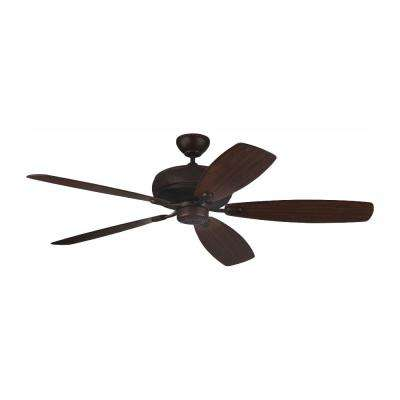 Embassy Max 60 in. Roman Bronze Ceiling Fan