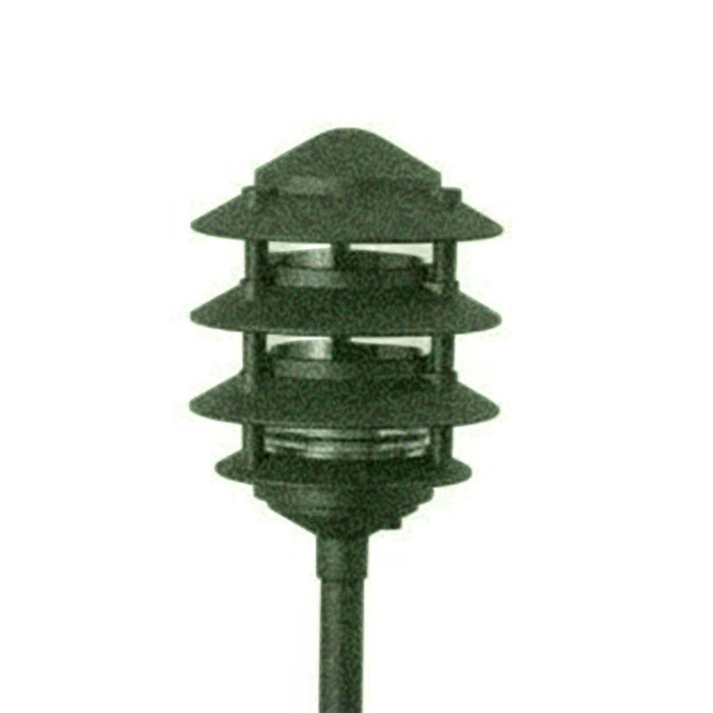 Centennial Outdoor LED Antique Verde Area Light
