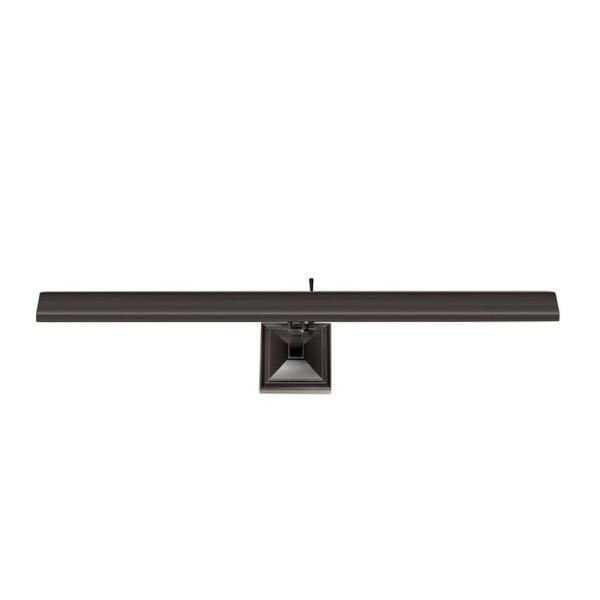 Hemmingway 24 in. Rubbed Bronze LED Adjustable Picture Light, 2700K