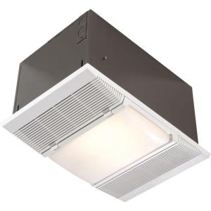 Nutone 1 500 Watt Recessed Ceiling Heater With Light And