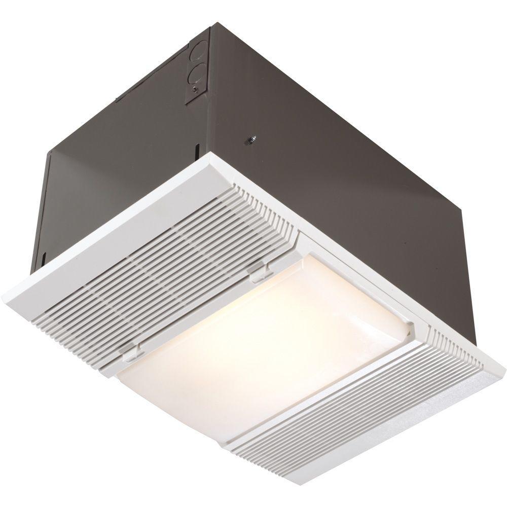 1,500-Watt Recessed Ceiling Heater with Light and Night-Light
