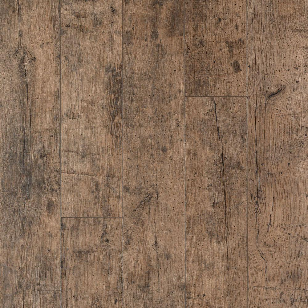 Pergo xp rustic grey oak 10 mm thick x 6 1 8 in wide x 54 11 32 in length laminate flooring 1001 28 sq ft pallet lf000821p the home depot
