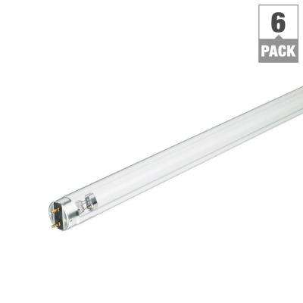 T8 - G13 - Fluorescent Light Bulbs - Light Bulbs - The Home Depot