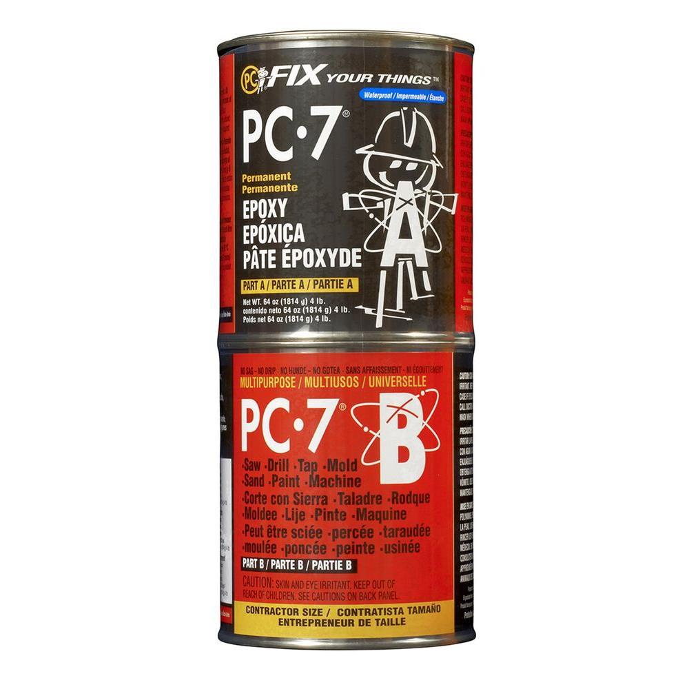 PC-7 4 lb. Paste Epoxy