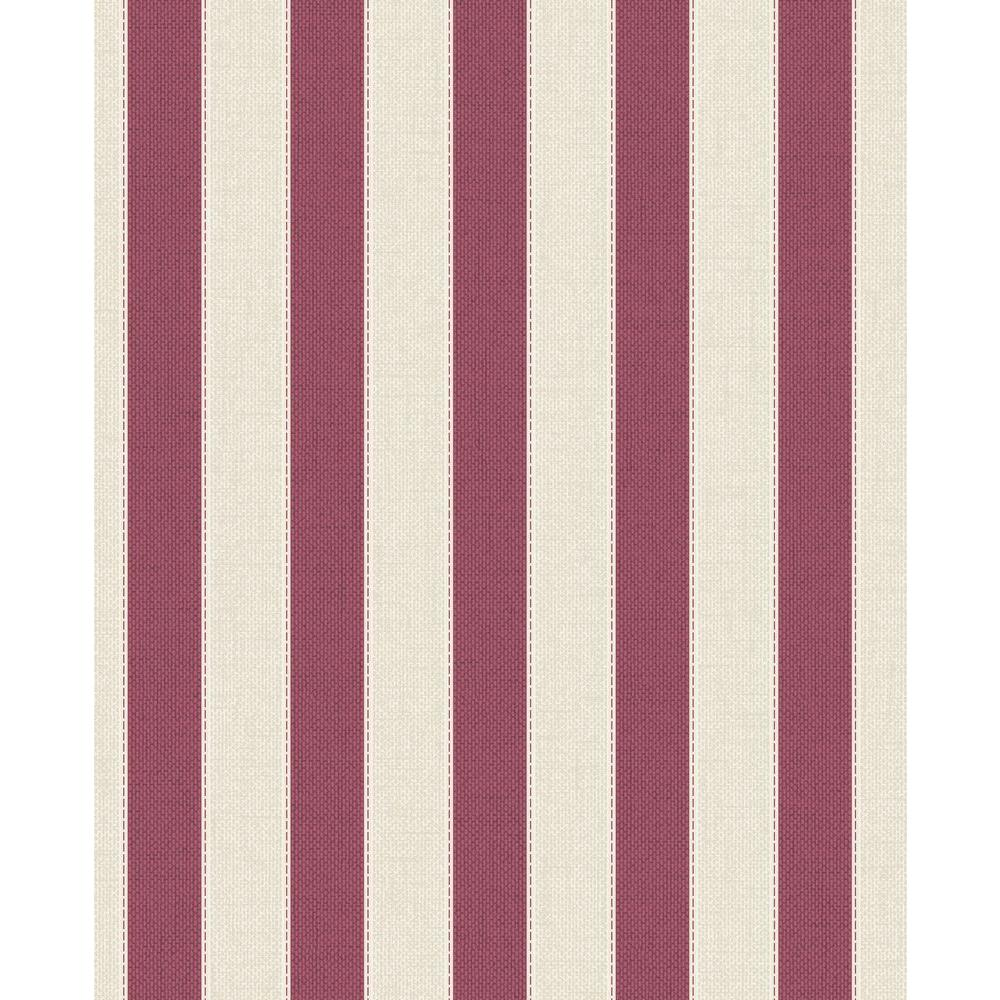Graham brown ticking stripe wallpaper 20 519 the home for Striped kitchen wallpaper