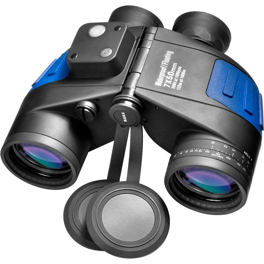 Deep Sea 7x50 Floating Binoculars with Reticle