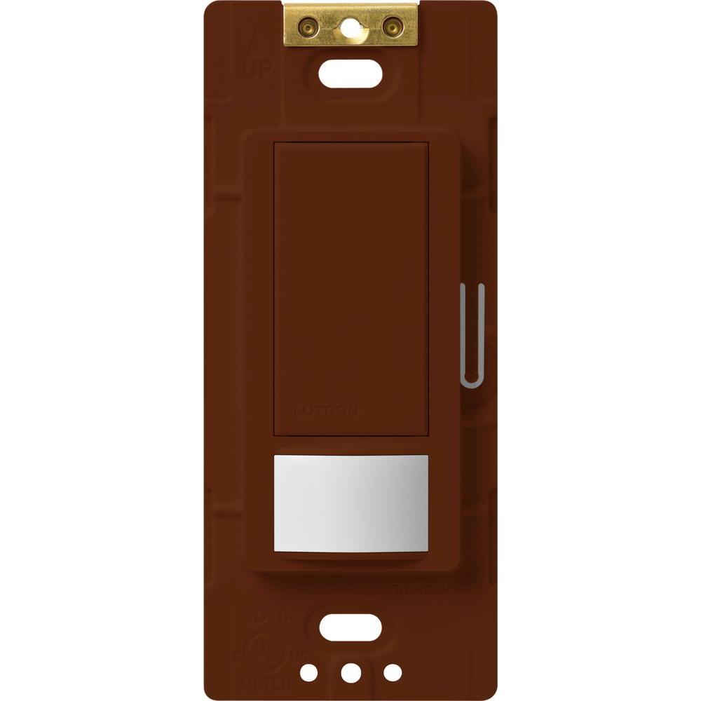 Maestro Motion Sensor Switch, 5-Amp, Single-Pole or Multi-Location, Sienna