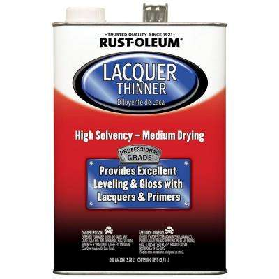 1 gal. Low VOC Professional Lacquer Thinner (2-Pack)