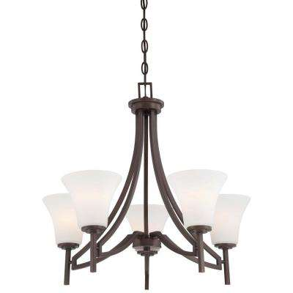 Middlebrook 5-Light Vintage Bronze Chandelier