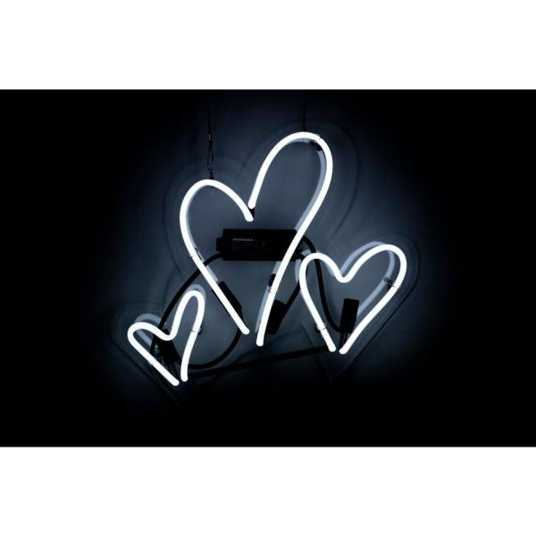 The Oliver Gal Artist Co. Oliver Gal 'Hearts' Plug-in Neon Lighted Sign