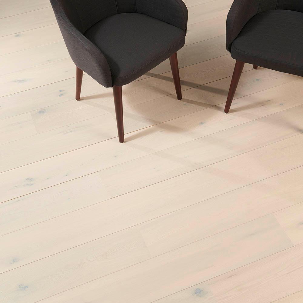 Take Home Sample - Amsterdam Oak Engineered Hardwood Flooring - 7-7/16 in. x 8 in.