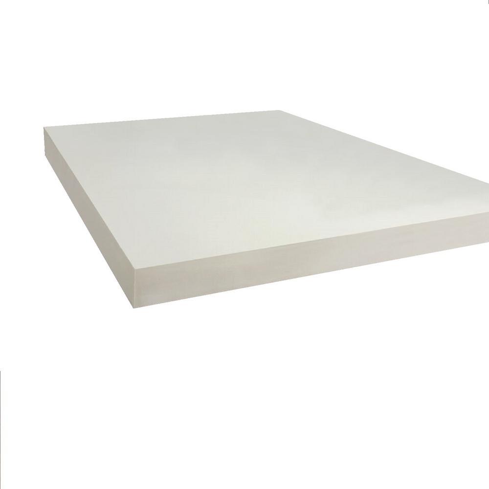 Sealy Twin Memory Foam Mattress Topper F02 00019 Tw0 The