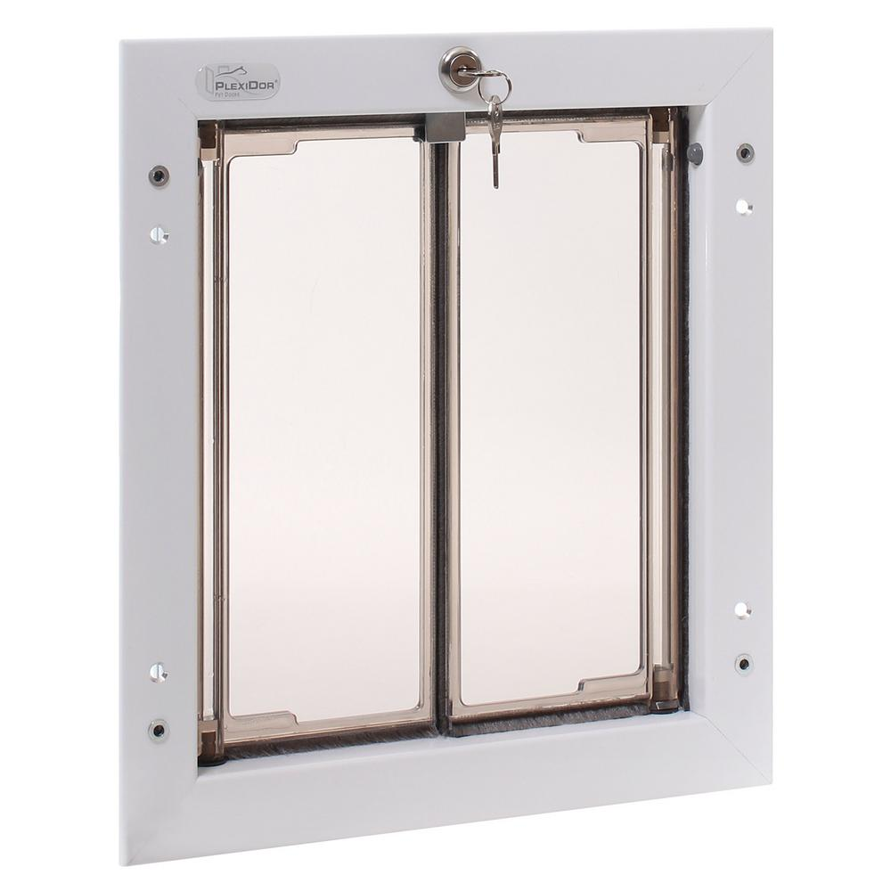 Dog Door Flap 9x15 Home Garden Compare Prices At Nextag