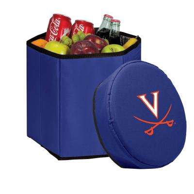 12 Qt. Virginia Cavaliers Navy Bongo Cooler