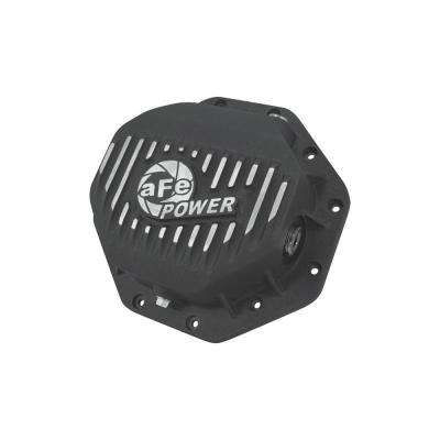 Rear Differential Cover (Raw; Pro Series); Dodge/RAM 94-14 Corporate 9.25 (12-Bolt)
