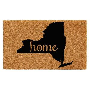 Home & More New York 24 inch x 36 inch Door Mat by Home & More