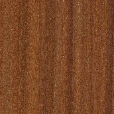Take Home Sample - Brazilian Teak Avalon Click Lock Hardwood Flooring - 5 in. x 7 in.