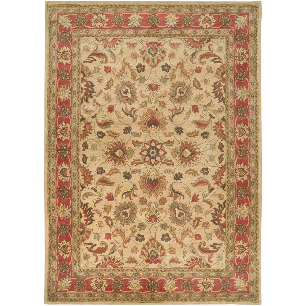 Artistic Weavers John Beige 7 ft. 6 in. x 9 ft. 6 in. Area Rug