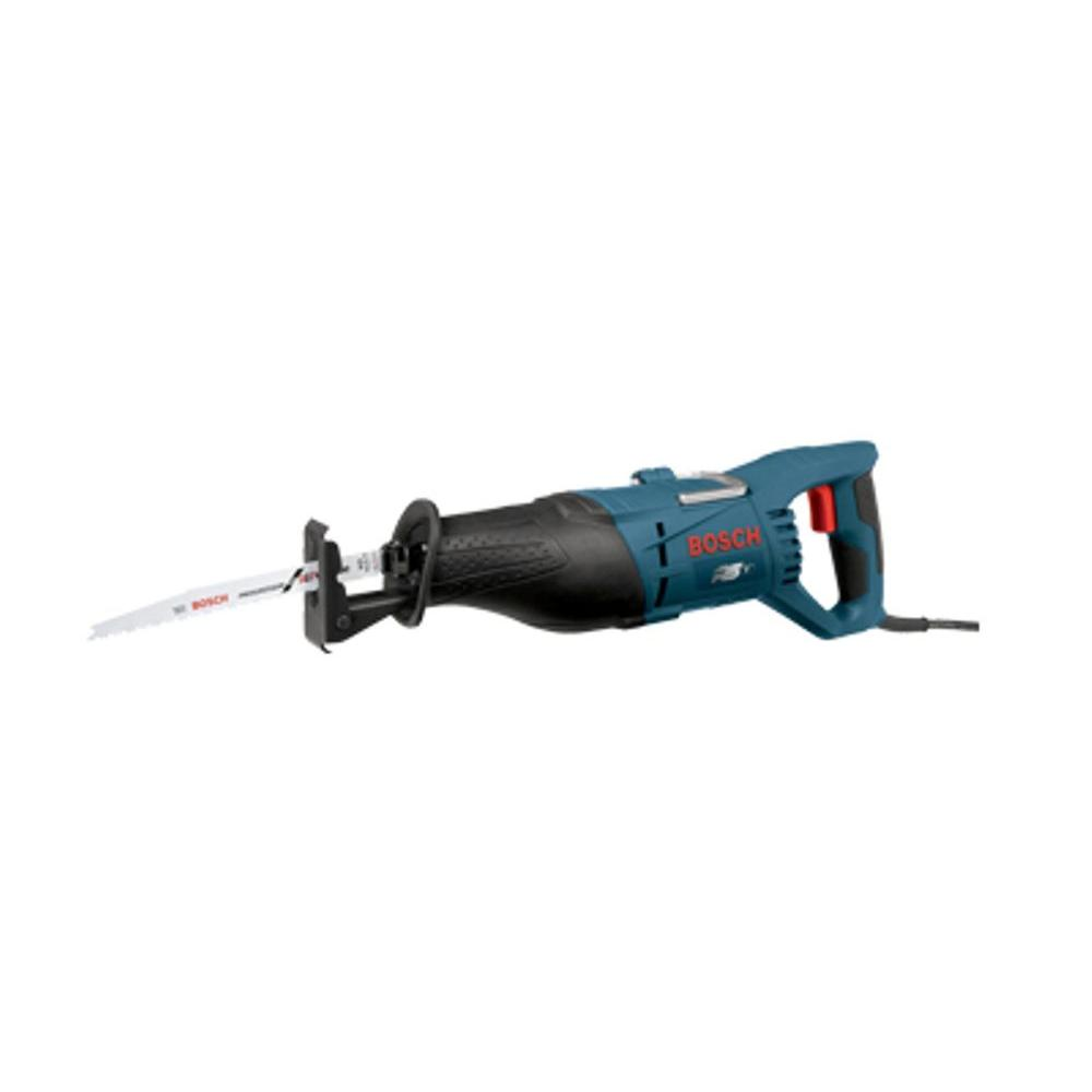 11 Amp Corded 1-1/8 in. Variable Speed Stroke Reciprocating Saw with