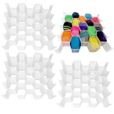 S/4 Honeycomb Drawer Organizer