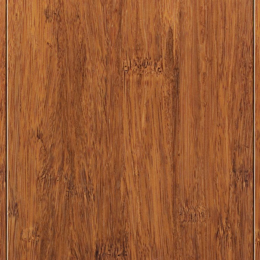 Cork flooring wood flooring the home depot strand woven harvest 38 in thick x 4 34 in dailygadgetfo Images