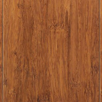 Strand Woven Harvest 3/8 in. Thick x 4-3/4 in. Wide x 36 in. Length Click Lock Bamboo Flooring (19 sq. ft. / case)