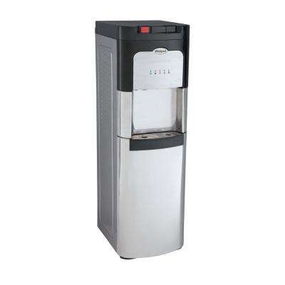 Bottom Load Electronic Water Cooler in Stainless Steel