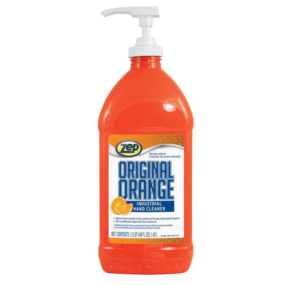 48 oz. Original Orange Industrial Hand Cleaner