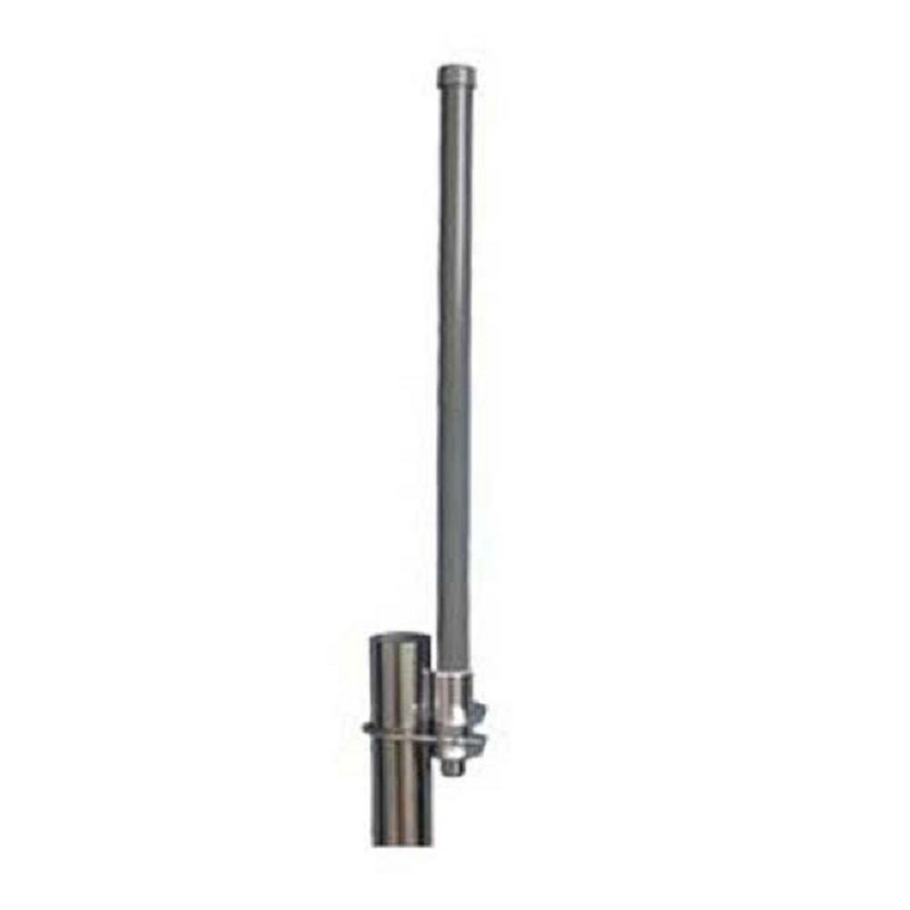 Homevision Technology Turmode Omni-directional Wi-Fi Antenna for 2.4GHz Turmode WAO24123 WiFi Antenna is designed to increase the signal strength and range of your 2.4 GHz 802.11b/g/n Wi-Fi device. This high gain antenna can provides further coverage for your Wi-Fi devices such as routers, adapters, access points and repeaters. So you can expand your network for reliable coverage throughout your home.