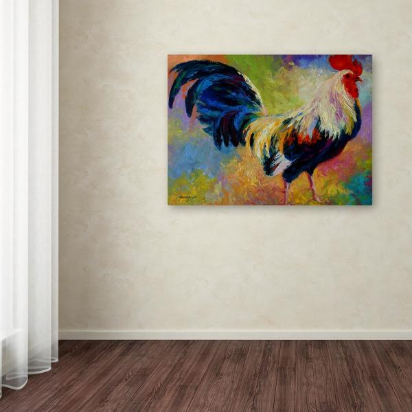 14 In X 19 In Eye Candy By Marion Rose Printed Canvas Wall Art