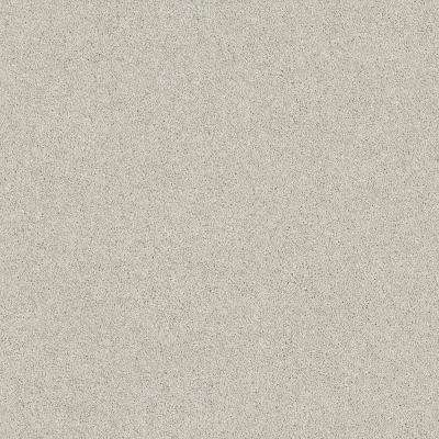 Carpet Sample - Coral Reef I - Color Cool Shade Texture 8 in. x 8 in.