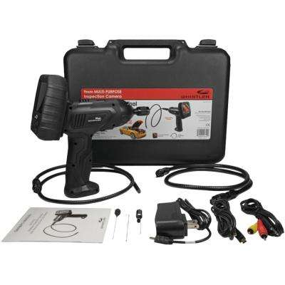3.5 in. Color Inspection Camera