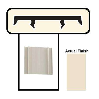3.5 in. Beige Porch Screening System Cap