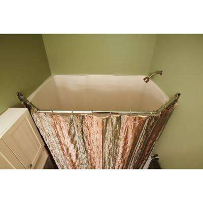 Stromberg-Carlson Extend-A-Shower in Satin