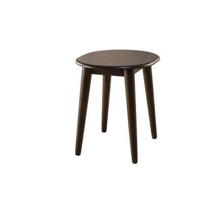 San Marino Chestnut End Table