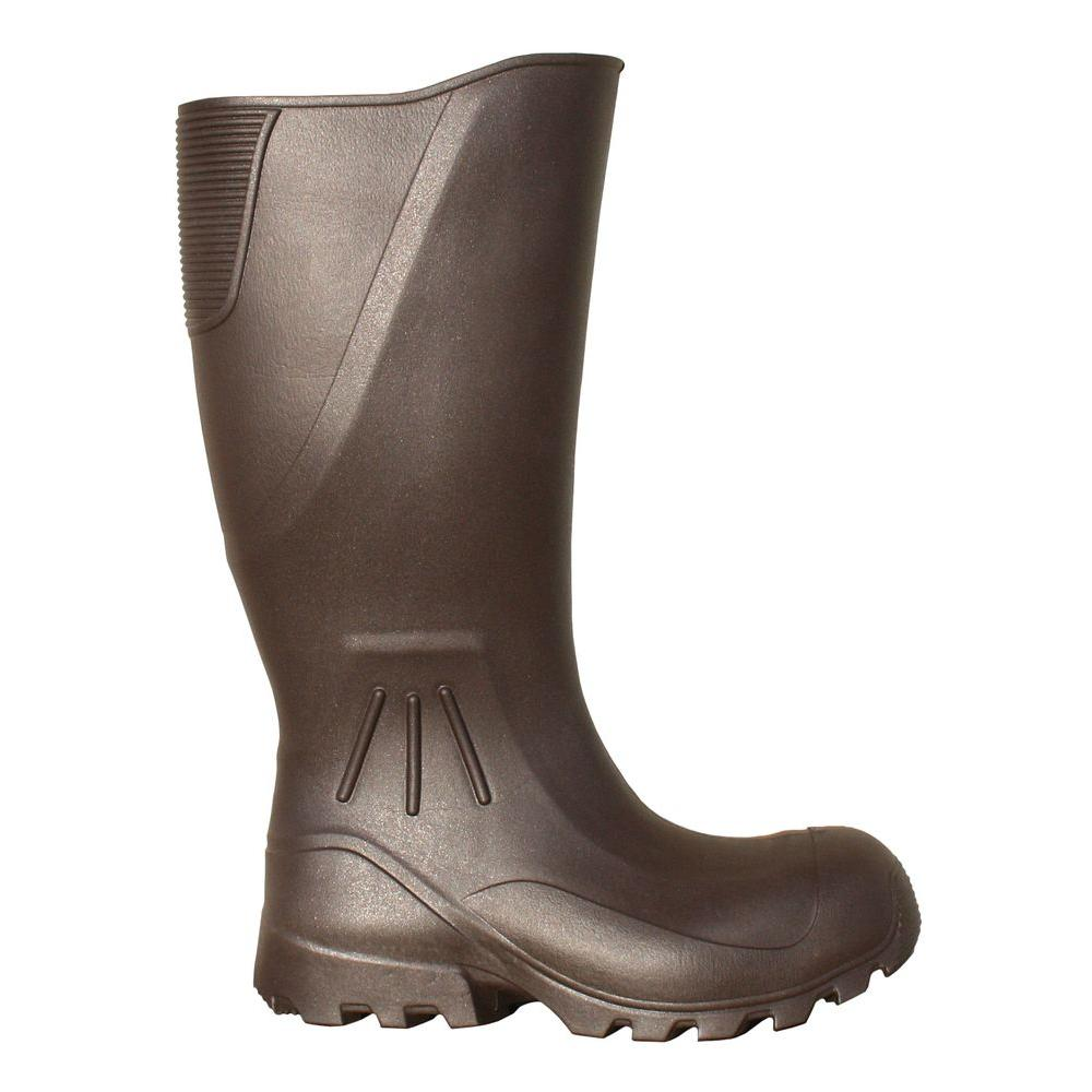 Billy Boots 16 in. EVA Brown Cruiser Boot Size 8