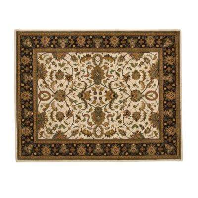 ConstantIne Ivory 7 ft. 6 in. x 9 ft. 6 in. Area Rug