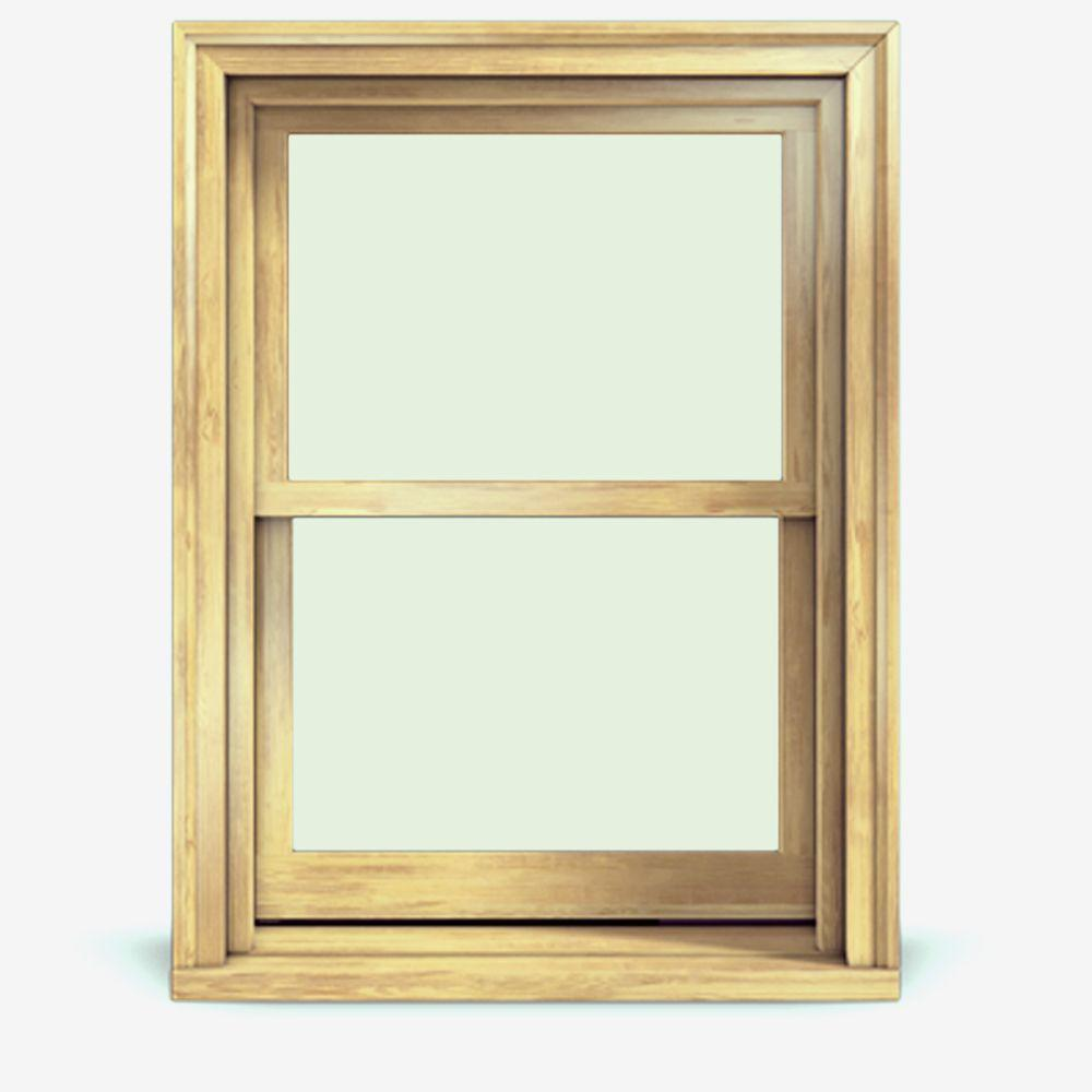 Jeld wen in x 56 5 in w 2500 double hung wood for Buy jeld wen windows online