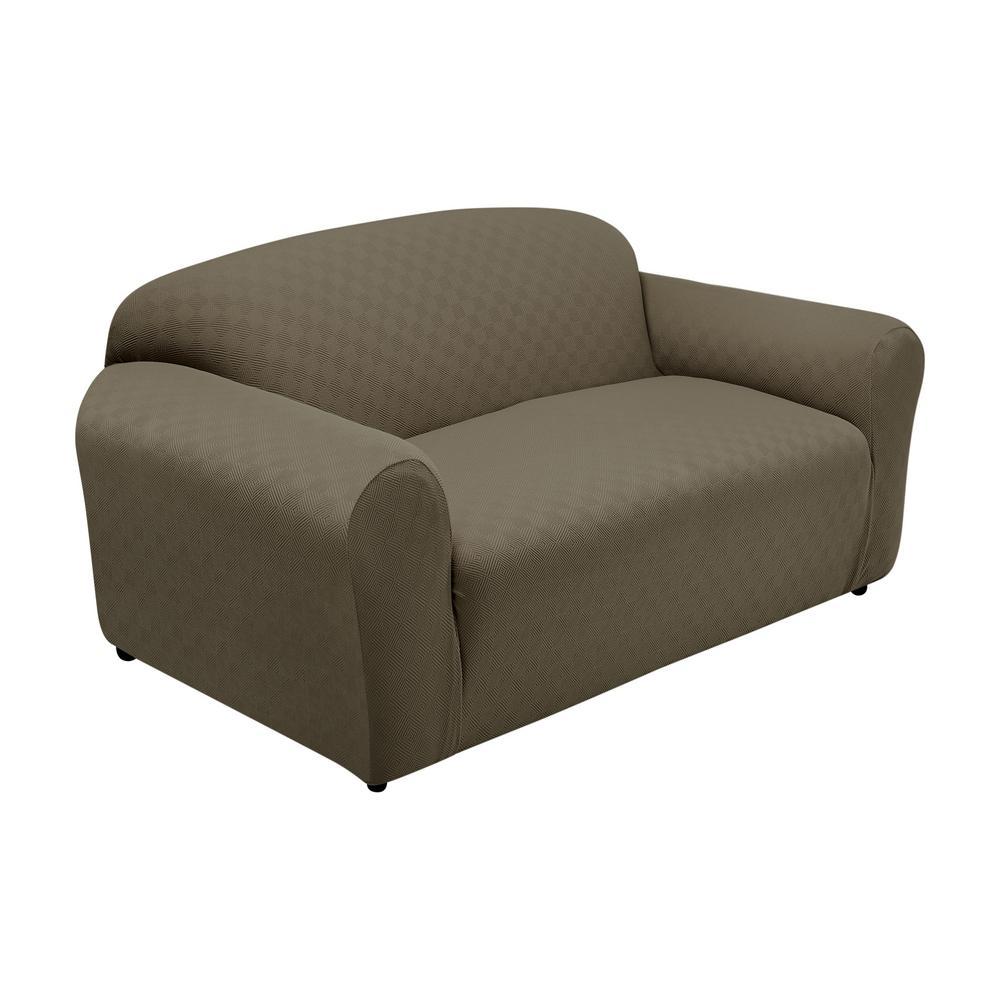 Sage Newport Sofa Stretch Slipcover