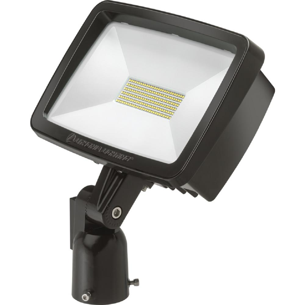 Lithonia Lighting Contractor Select TFX2 Series 94-Watt Bronze Yoke Mount Integrated LED Outdoor Flood Light was $278.6 now $152.85 (45.0% off)