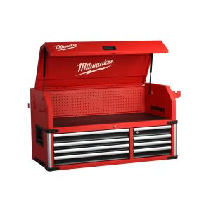 milwaukee 46 in 8 drawer top chest 48 22 8541 the home depot. Black Bedroom Furniture Sets. Home Design Ideas