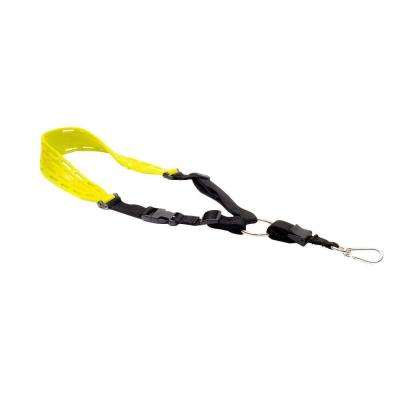 Metal Detector Sling in Yellow with Optimum Comfort