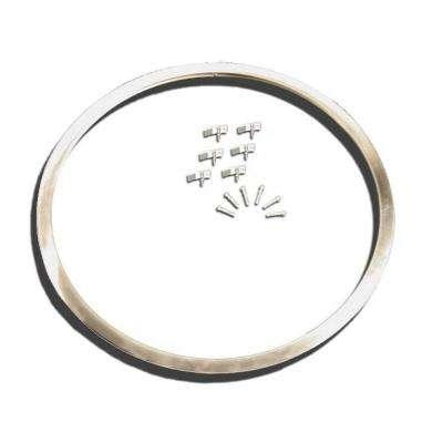 Stainless Steel Sink Frame Hudee Rim for 18 in. Round Sink