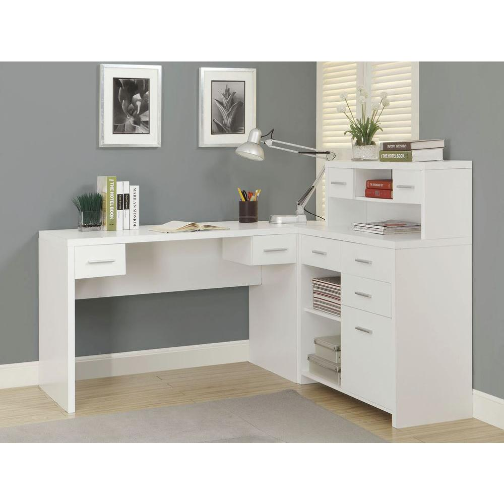 Monarch Specialties - Home Office Furniture - Furniture - The Home Depot