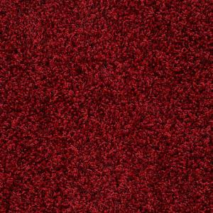Platinum Plus Carpet Sample Whimsical In Color Red
