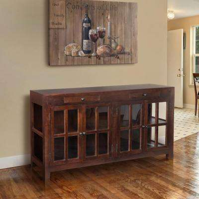 Pine Storage Cabinet. Sideboards   Buffets   Kitchen   Dining Room Furniture   The Home