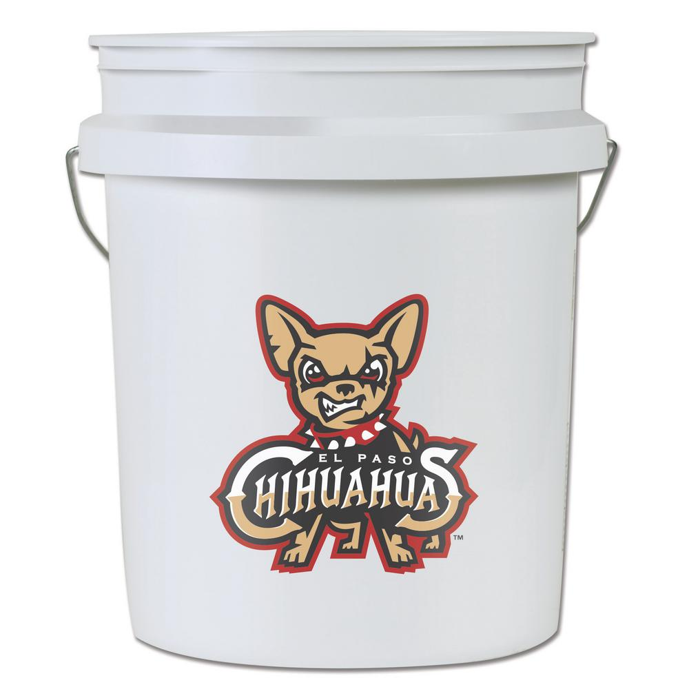5 Gal. El Paso Chihuahuas Bucket