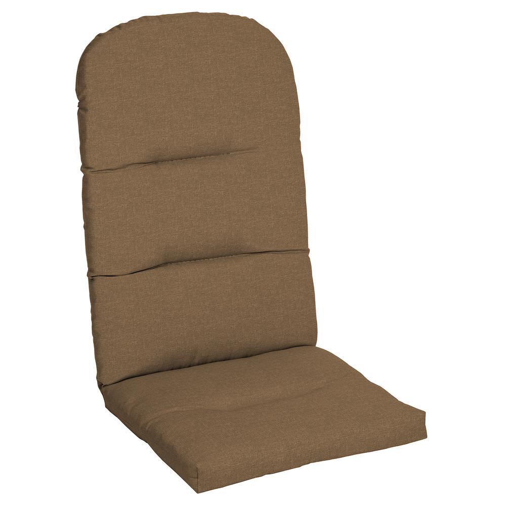 20.5 x 49 Sunbrella Cast Teak Outdoor Adirondack Chair Cushion