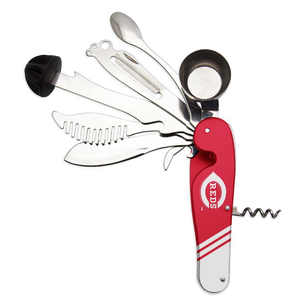 MLB Cincinnati Reds Bartender Multi Tool