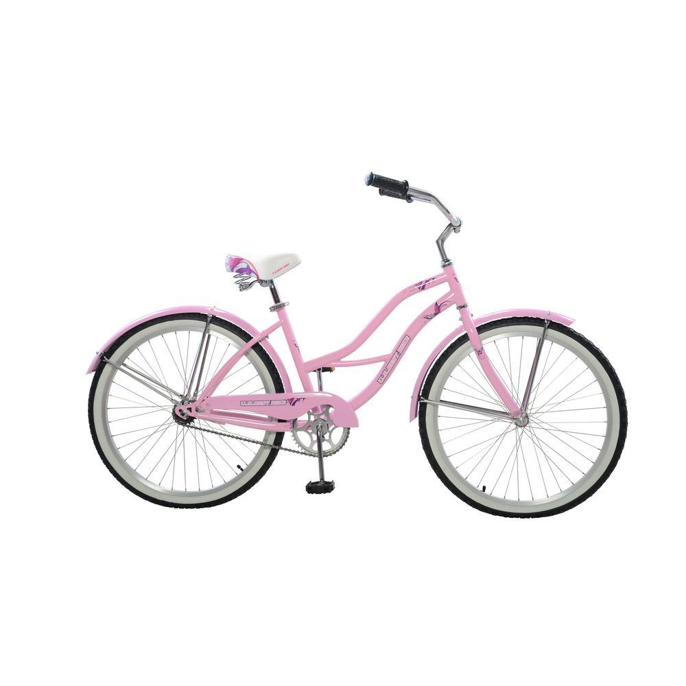 26 in. Women's Vintage Cruiser in Pink